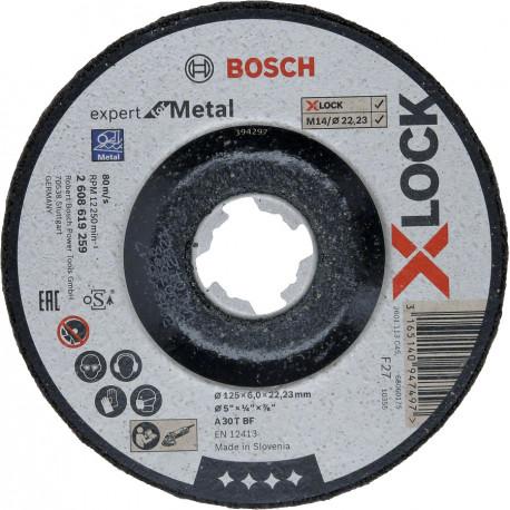 Disco de corte Bosch standard for inox 115x1