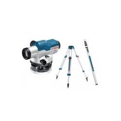 Nivel láser Bosch SET GLL 3-80 P Professional + BS 150