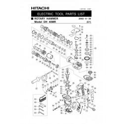 juego de escobillas miniamoladora Bosch gws 7-115