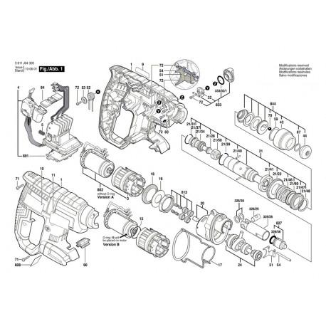 16170006BG Motor Corriente Contínua