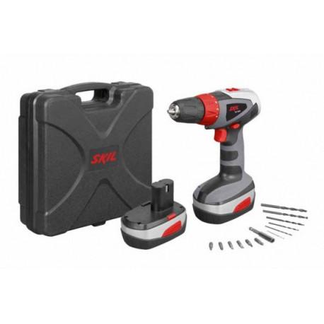 F0151001AT Atornillador Skil 12v+2 baterías