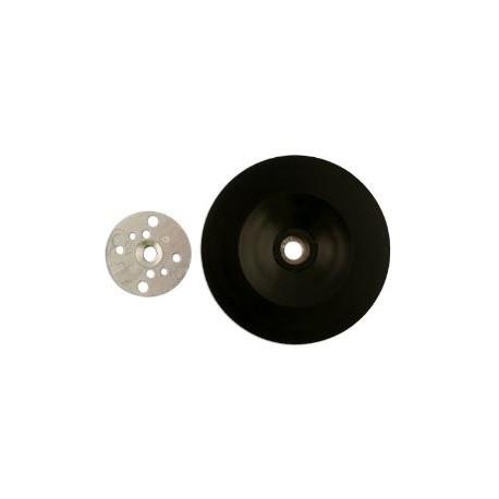 RHO300383 Plato de goma Rhodius 115mm
