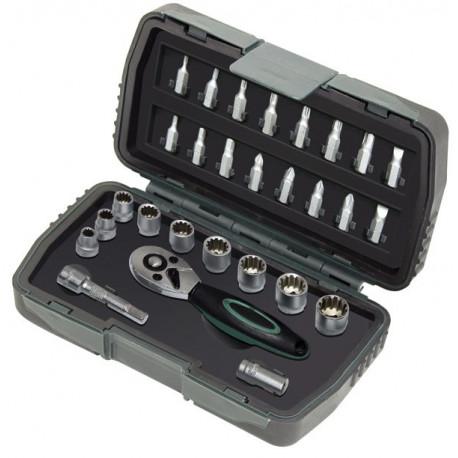 Multi-Lock Juego de 6 llaves vaso de precisión