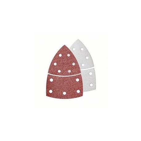 2608607417 Hojas de lija multilijadora (kit granos variados)