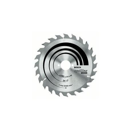 2608640727 Disco sierra circular Bosch 235mm