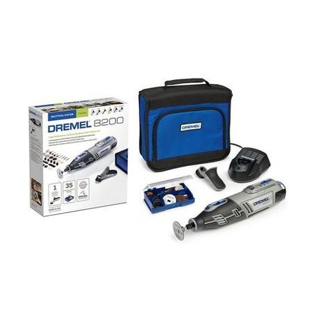 Dremel 8200 batería litio 10,8v