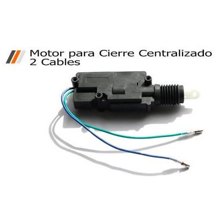 Motor esclavo hasta 7Kg para Sistema de Cierre Centralizado (2 cables)