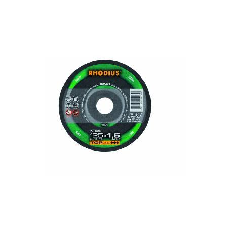 Disco abrasivo piedra Rhodius XT66-115X1,5