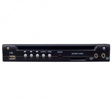 Reproductor DVD/DIVX 1 DIN