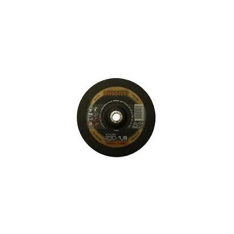 Disco de corte Rhodius 230mm PROLINE XT38 230x1,9x22,23