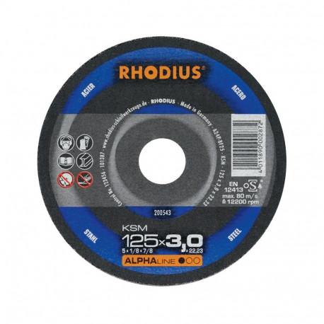 Disco Rhodius FTK33-230X3