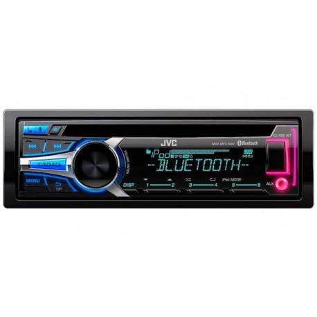 RADIO CD , USB , IPOD Y BLUETOOH, JVC