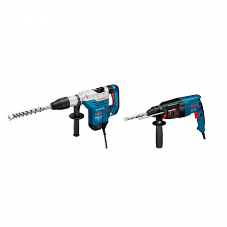 Combo Bosch Martillo GBH 5-40DCE+ GBH 2-26 DRE