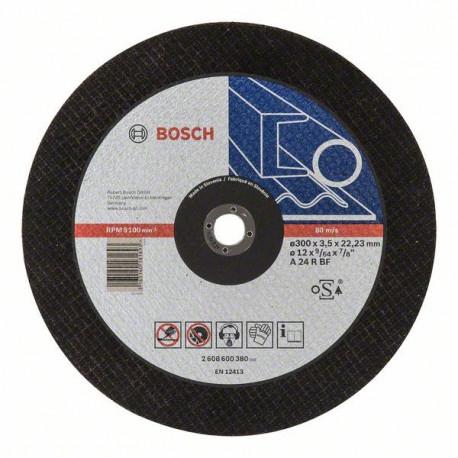 Disco corte recto Bosch Expert metal 300x3,5