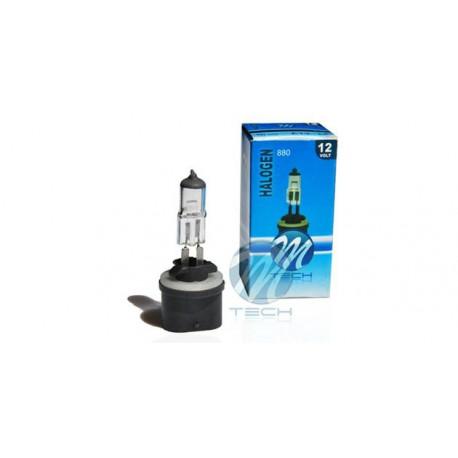 Caja 10 Lámparas halógenas mini 27W 880 PG13 E8 12V