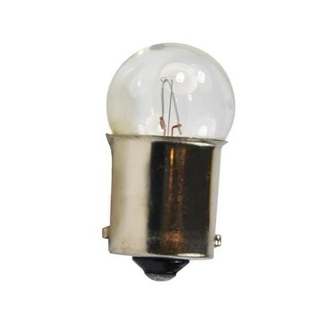 Caja 10 Lámparas halógenas mini R10W G18 BA15S 24V/10W Transparente