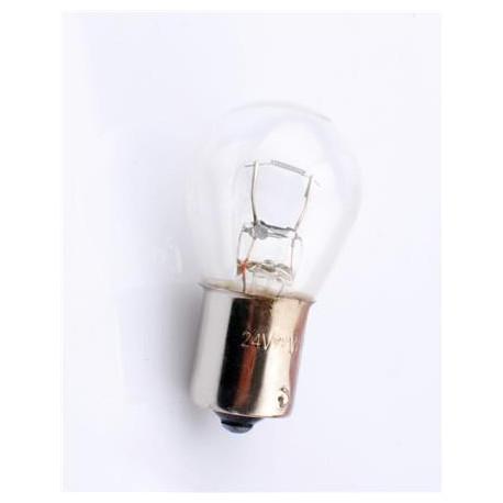 Caja 10 Lámparas halógenas mini BAU15S Transparente 24V