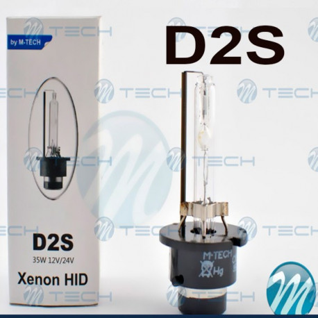 Xenon bulb D2S M-Tech 12000K 35W
