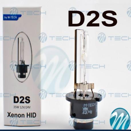 Xenon bulb D2S M-Tech 5000K 35W