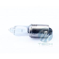 Caja 10 Lámparas halógenas mini H6W BAX9S 12V/6W Transparente E4
