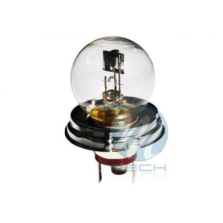 Caja 10 Lámparas halógenas mini R2 P45T 45/40W 12V Transparente E8