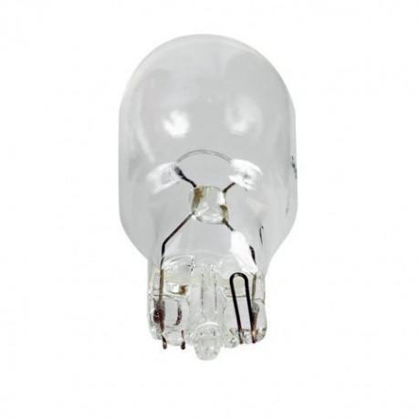 Caja 10 Lámparas halógenas mini T15 12V/18W W2.1x9.5d Transparente E8