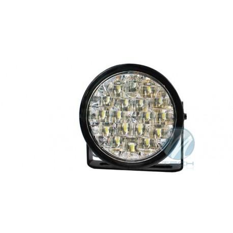 Luz diurna DRL LED 210 FLUX RL+E4 2x18 Flux 12V/24V