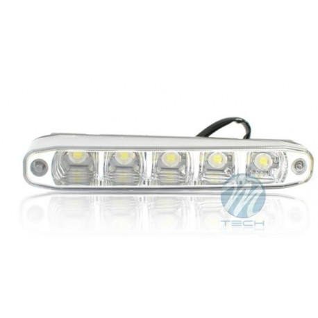Luz diurna DRL LED 506HP RL+E11 2x5 High Power 12V