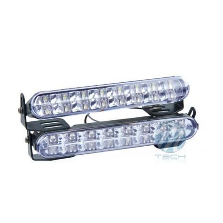 Luz diurna DRL LED 620 FLUX RL 2x16 Flux 12V