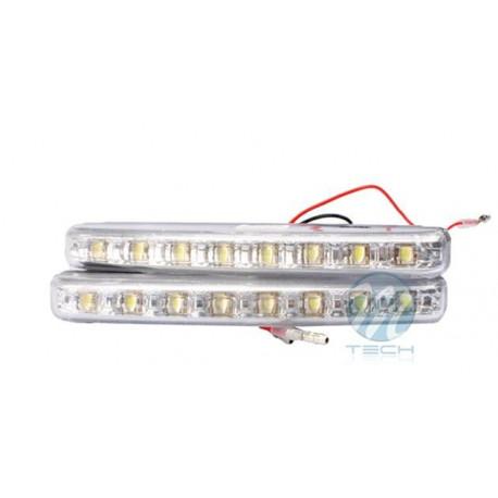 Luz diurna DRL LED 625FLUX RL 2x8 Flux 12V