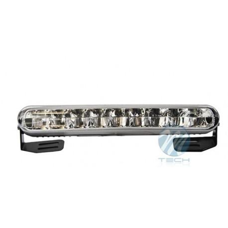 Luz diurna DRL LED 630 FLUX RL+E4 2x18 Flux 12V/24V