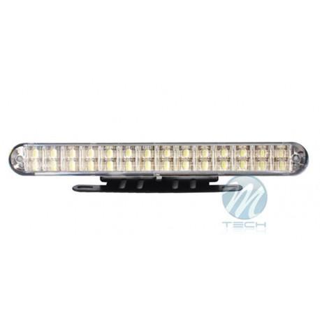 Luz diurna DRL LED 670 FLUX RL+E4 2x28 Flux 12V/24V