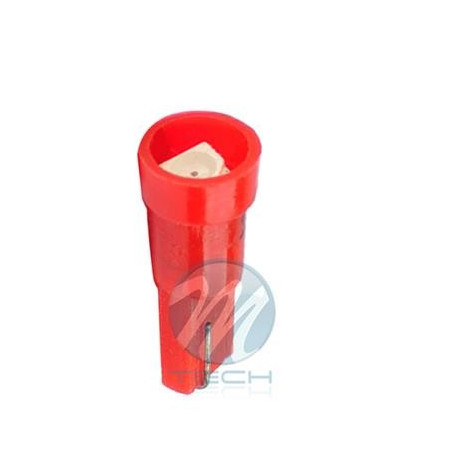 Lámpara led L003 - T5 1xSMD3528 Rojo 12V