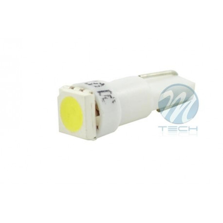Lámpara led L053 - T5 1xSMD5050 Blanco 12V