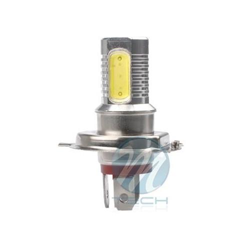 Lámpara led H4 6W Blanco 12V