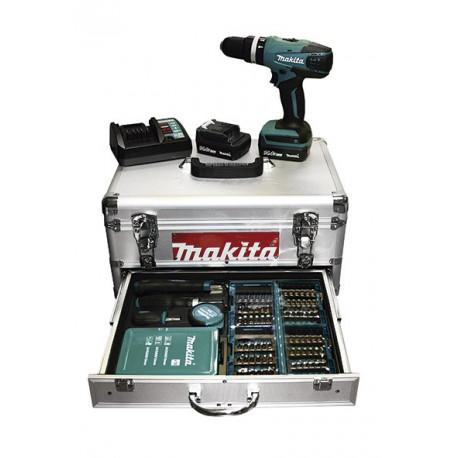 Taladro percutor a batería Bosch GSB 18 VE-2-LI