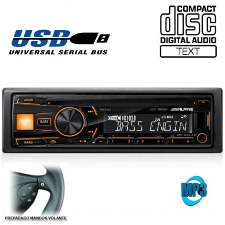 RADIO CD / USB ALPINE CDE173BT