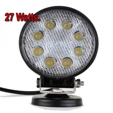 Lámpara Led EPISTAR 27W Redonda
