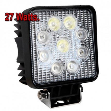 Lámpara Led EPISTAR 27W Cuadrada