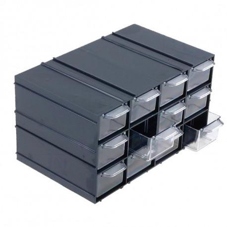 Módulo doce cajones 230x142x125mm