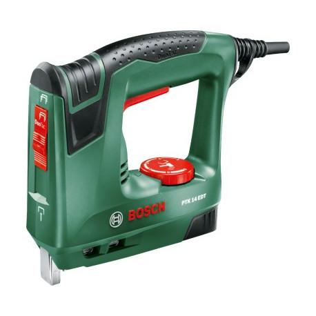 Grapadora Bosch bricolaje PTK 14 E