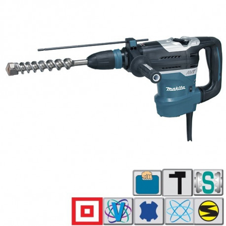 Martillo Makita SDS-MAX