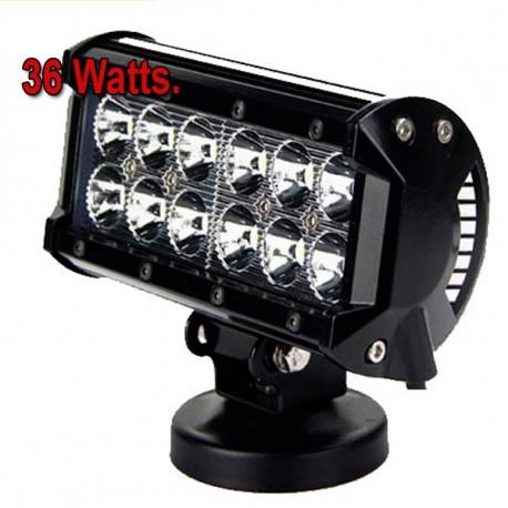 Lámpara Led CREE 36W Luz Concentrada