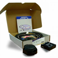 Kit eléctrico universal UEK 7C de 7 polos