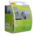 Caja 2 lámparas halógena Powertec Long Life H4 12V