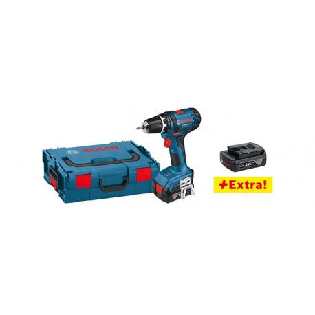 Taladro Percutor Bosch GSB 18-2-Li Plus+ 3 bat 1,5 Ah