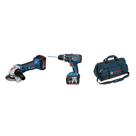 KIT BOSCH 18 V MEDIUM