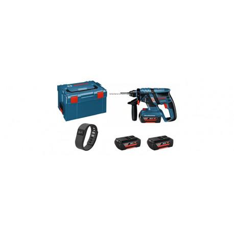 Atornillador . impacto to battery Bosch GDS 18 V-LI Premium Professional