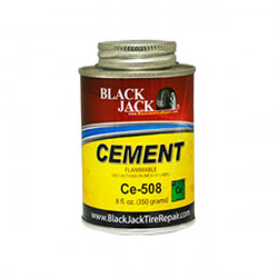 Cemento vulcanizante con brocha 236ml