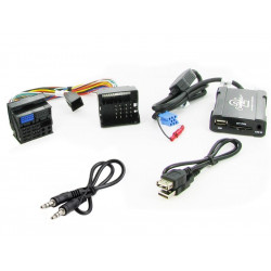 Interface USB para Volkswagen con FAKRA